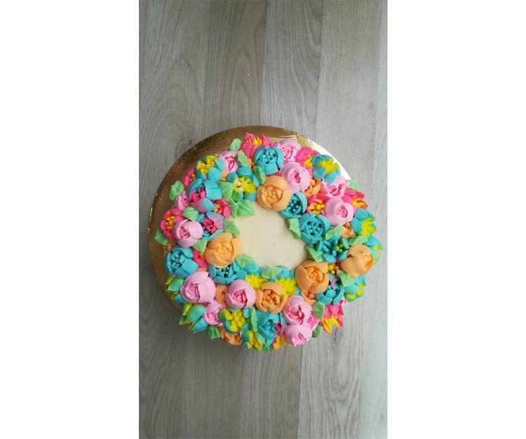 Drip cake para celebraciones