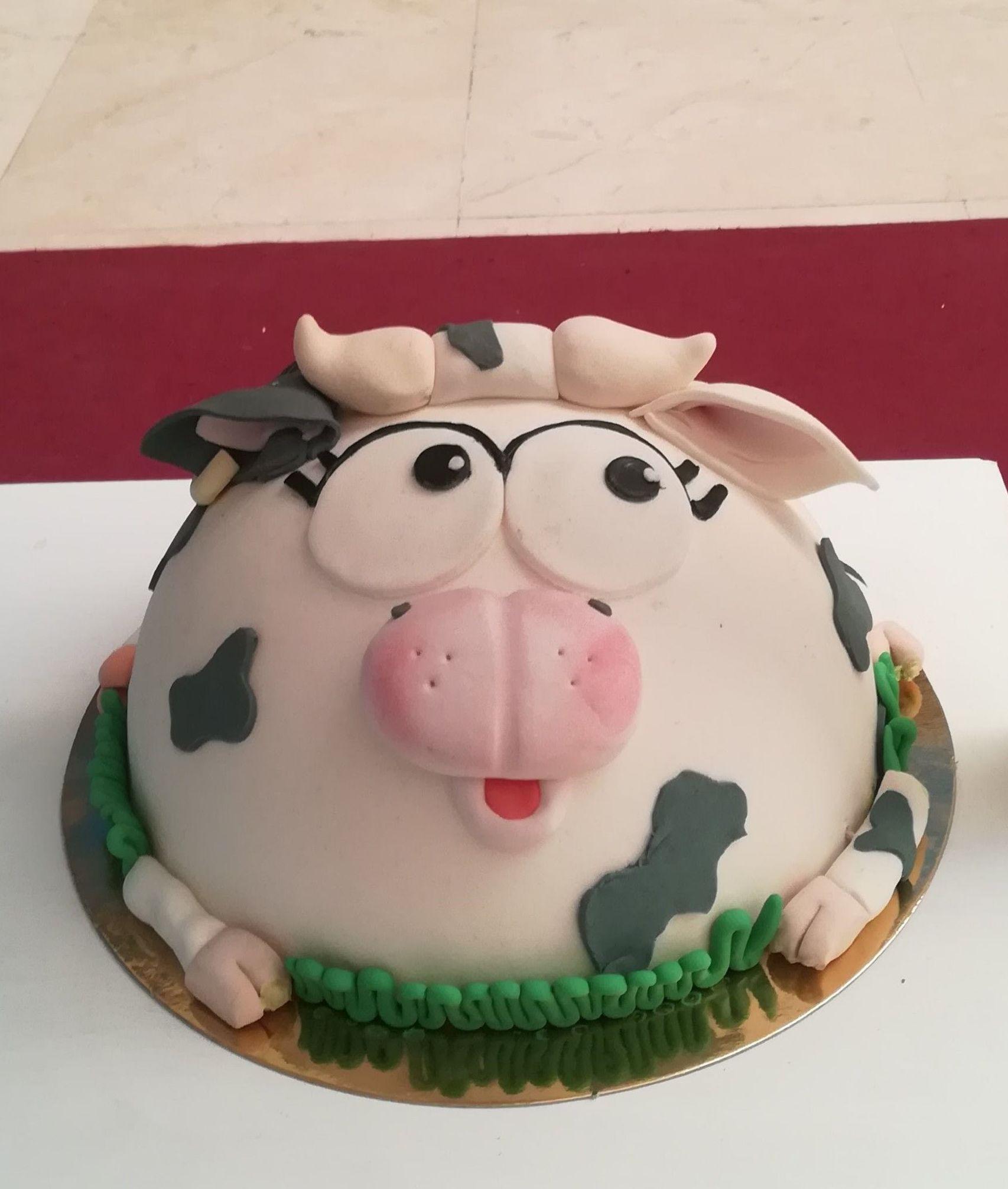 tarta vaca