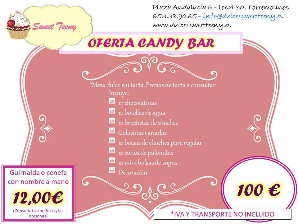 Foto 4 de Repostería creativa en Torremolinos | Sweet Teeny