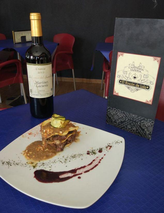 Restaurante de celebraciones en Málaga