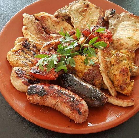 Restaurante carnes a la brasa en Málaga