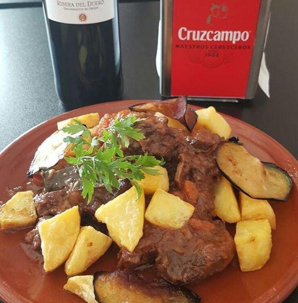 Menú diario en Málaga