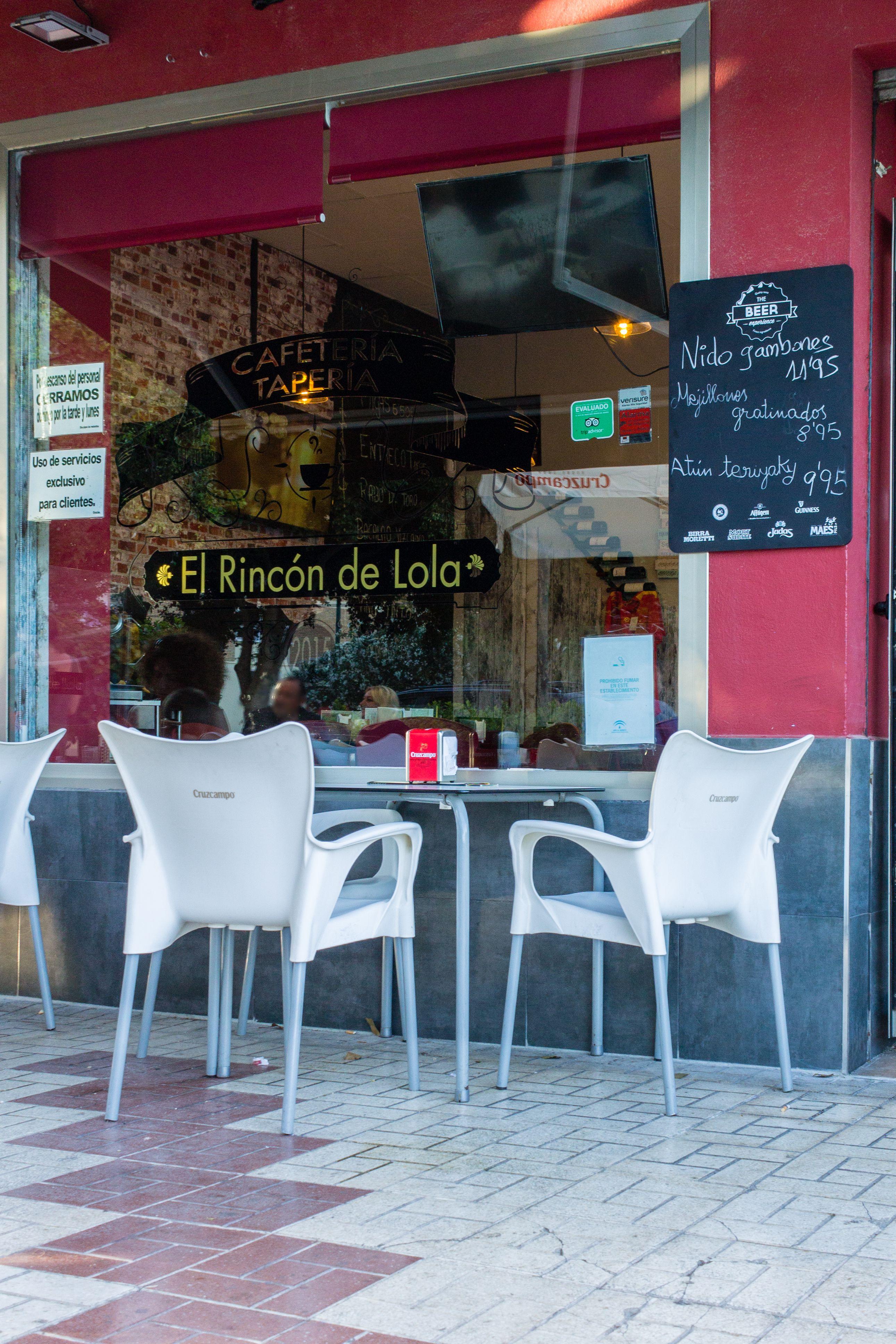 Auténtica cocina casera en Málaga