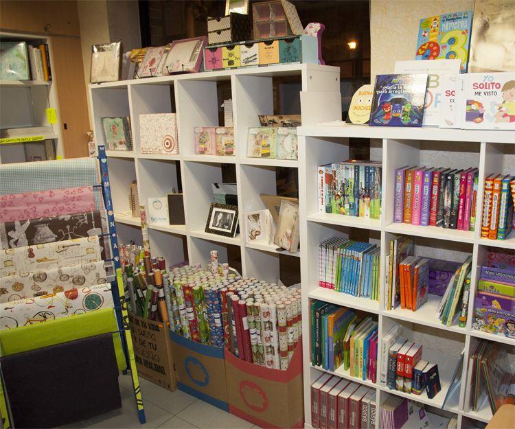 Venta de material escolar en Logroño