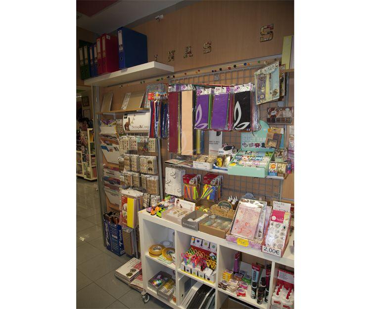 Librería papelería en Logroño