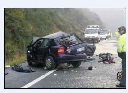 Accidentes de tráfico: Servicios Jurídicos de Bufete San Román & Asociados