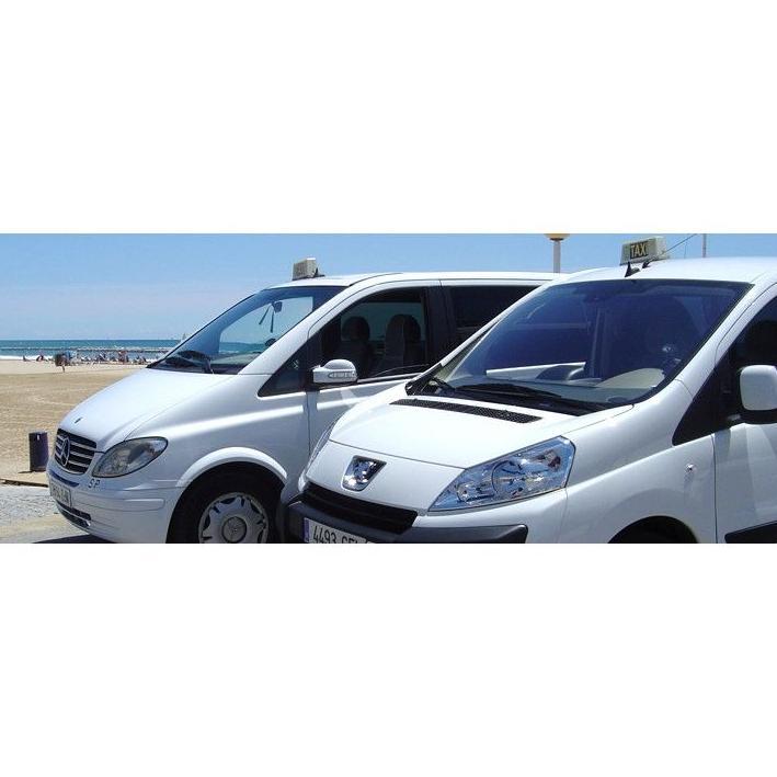 Vehículos homologados: Servicios de Taxi Cambrils