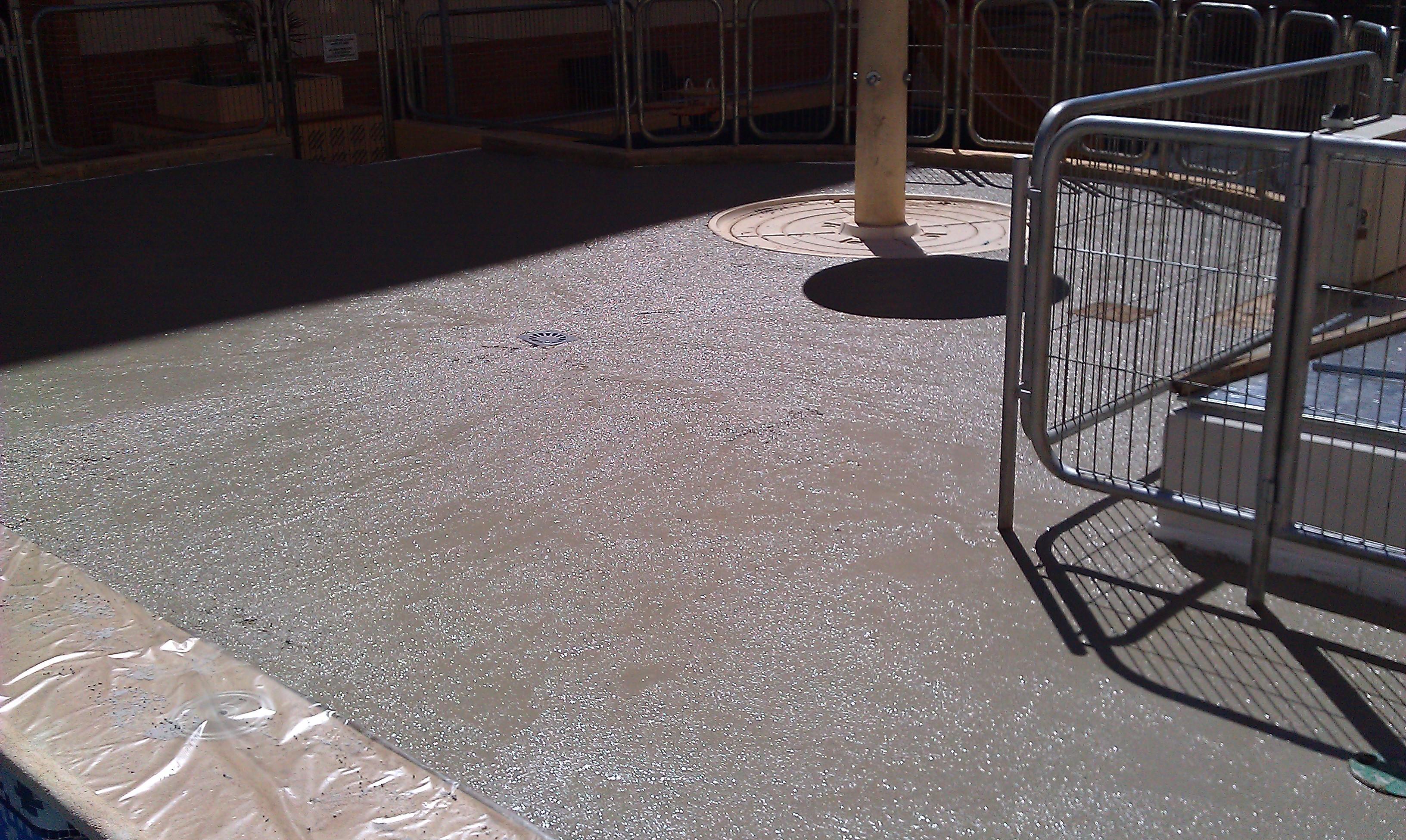 restauracion piscina solera de hormigon