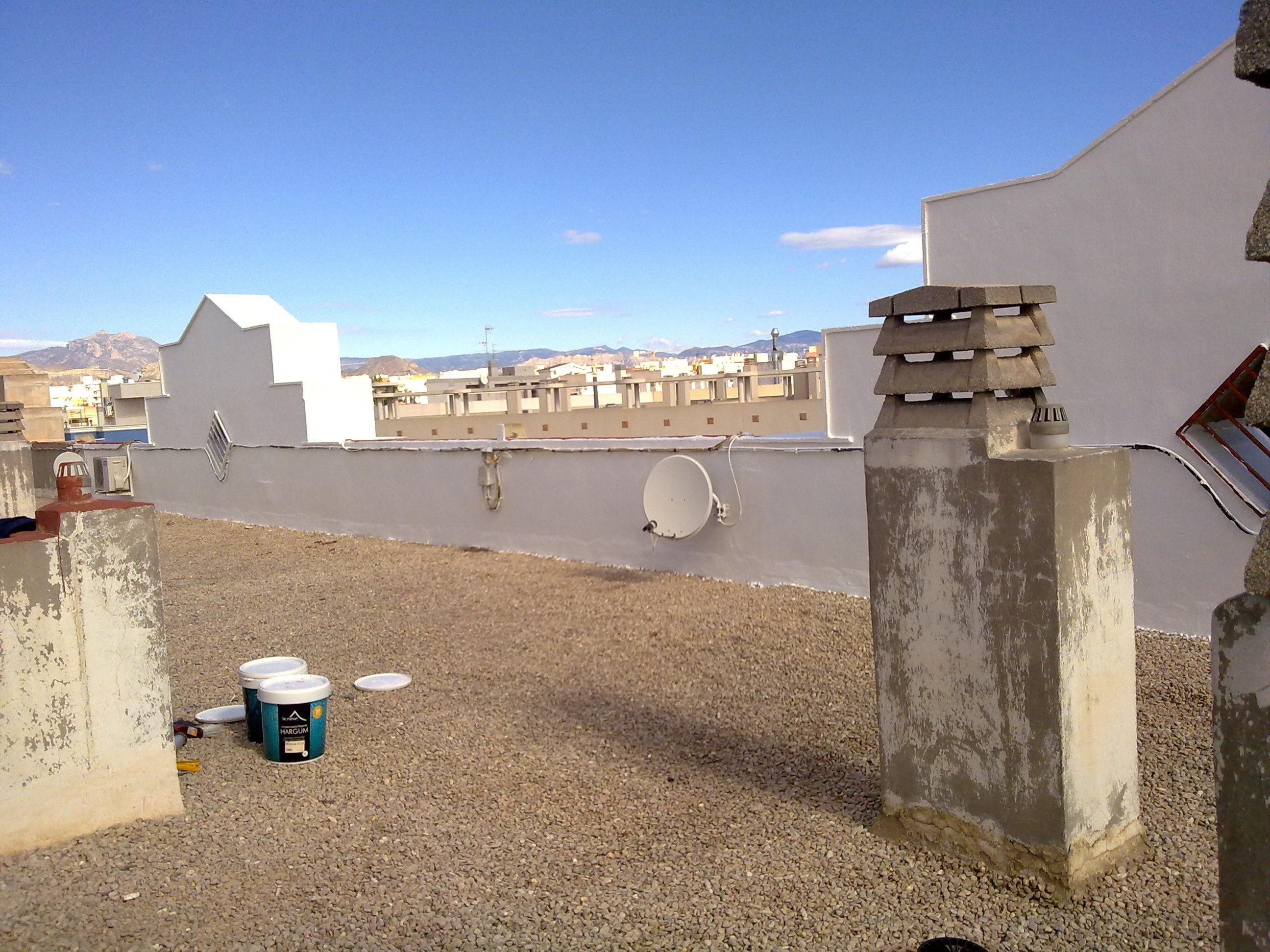 restauracion fachadas con caucho especial fachadas