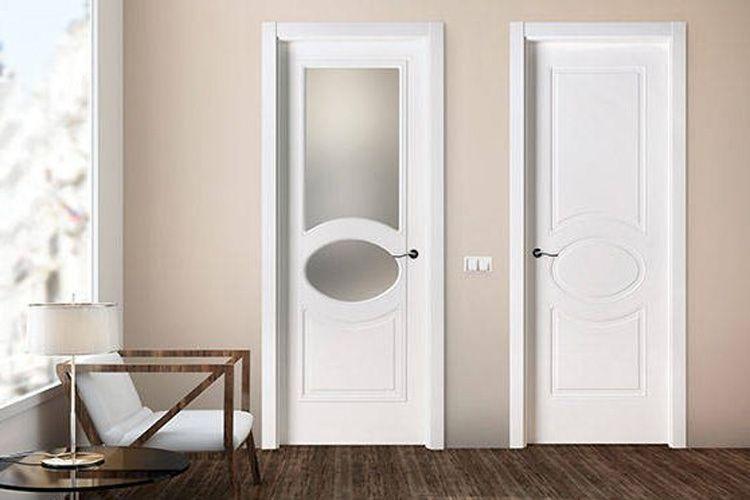 Instalación de puertas lacadas