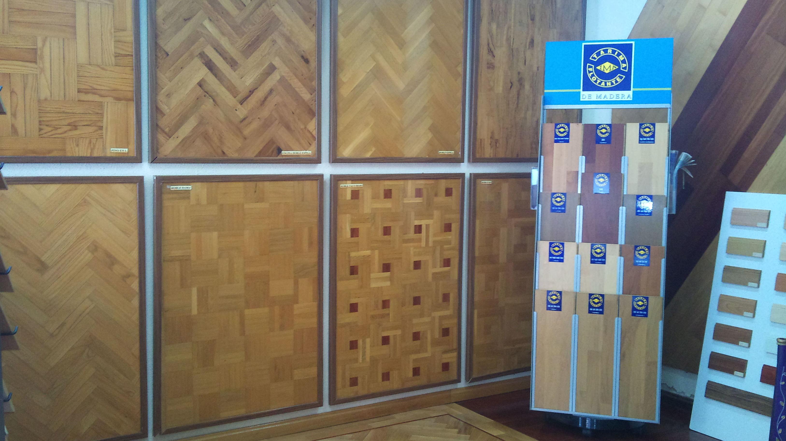 Suelos de madera  Torrejón