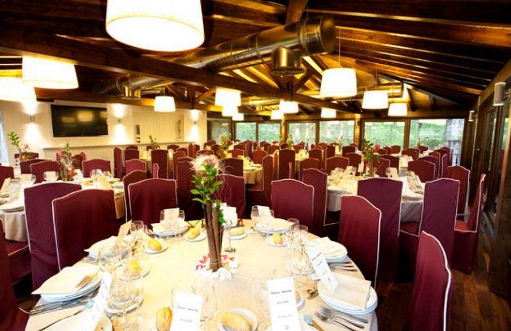 Foto 11 de Salones de banquetes y reuniones en Llodio | Palacio de Anuncibai
