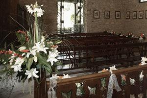 Bautizos y Comuniones: Carta de Palacio de Anuncibai