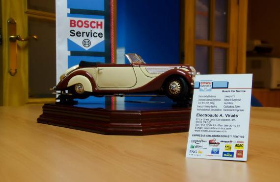 Servicios Bosch Service