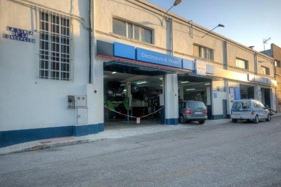 Electroauto - Bosch Service