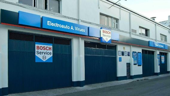 Electroauto Antonio Virues - Bosch Service
