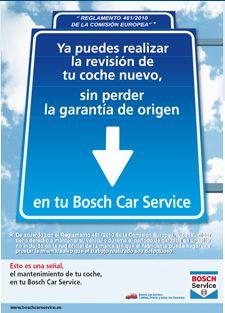 Revisión Bosch Car Service
