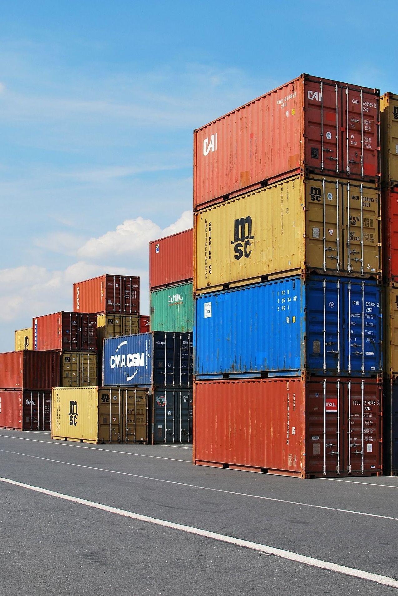 Sea Shipping Spain
