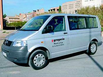 Foto 13 de Alquiler de coches y furgonetas en Monteagudo | Gregorio Alquiler de Furgonetas Sin Conductor