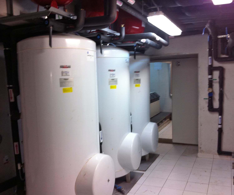 Empresa especializada en instalaciones de fontanería en Castelldefels