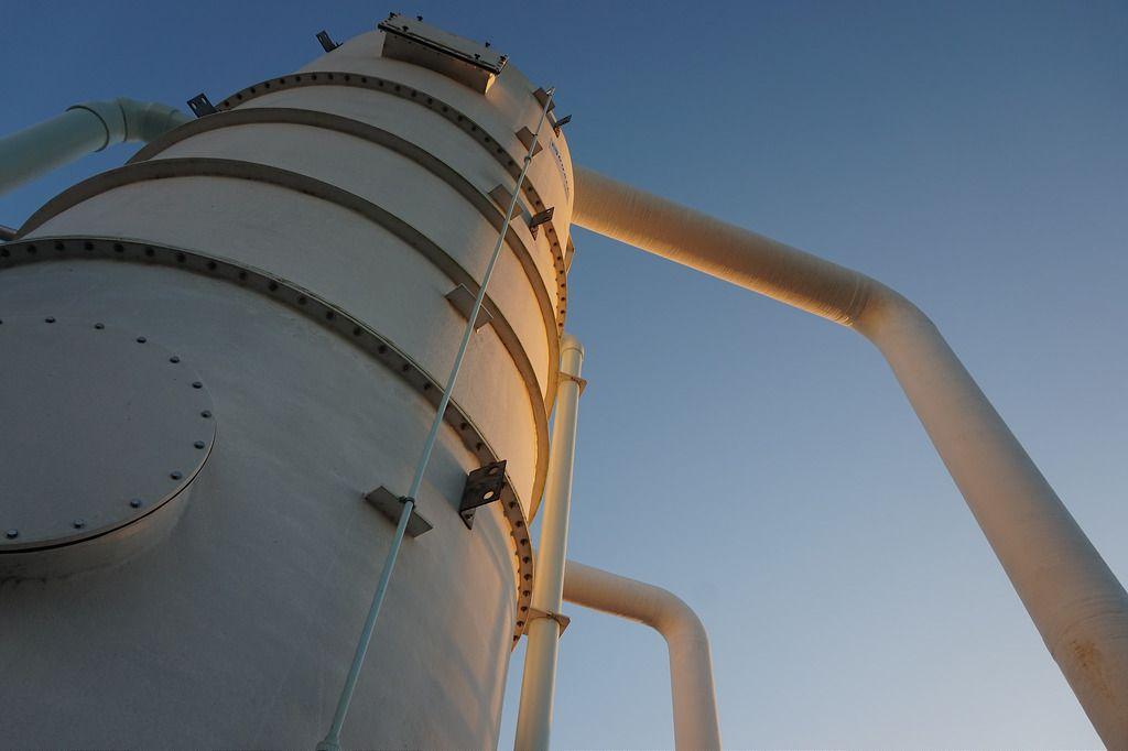 Instalación de descalcificación y ósmosis: Nuestros servicios de IMESA Instalaciones 2010