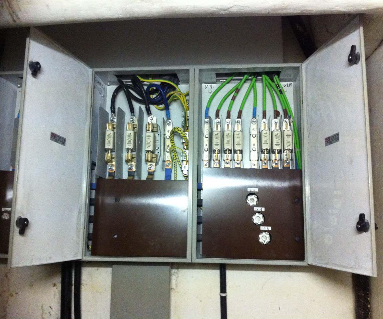 Especialistas en instalaciones de obra de electricidad en Castelldefels