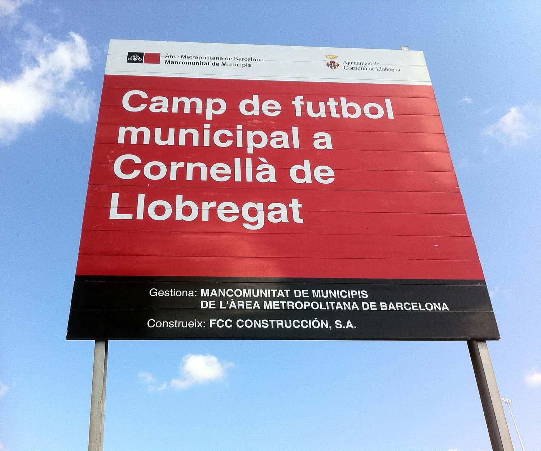 Instalaciones de obra en Castelldefels