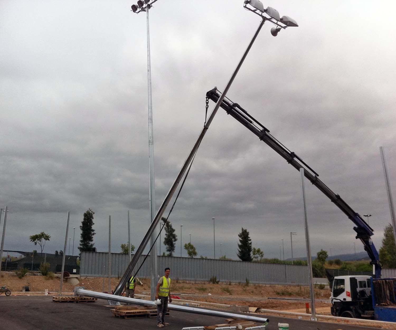 Instalaciones de electricidad en Castelldefels