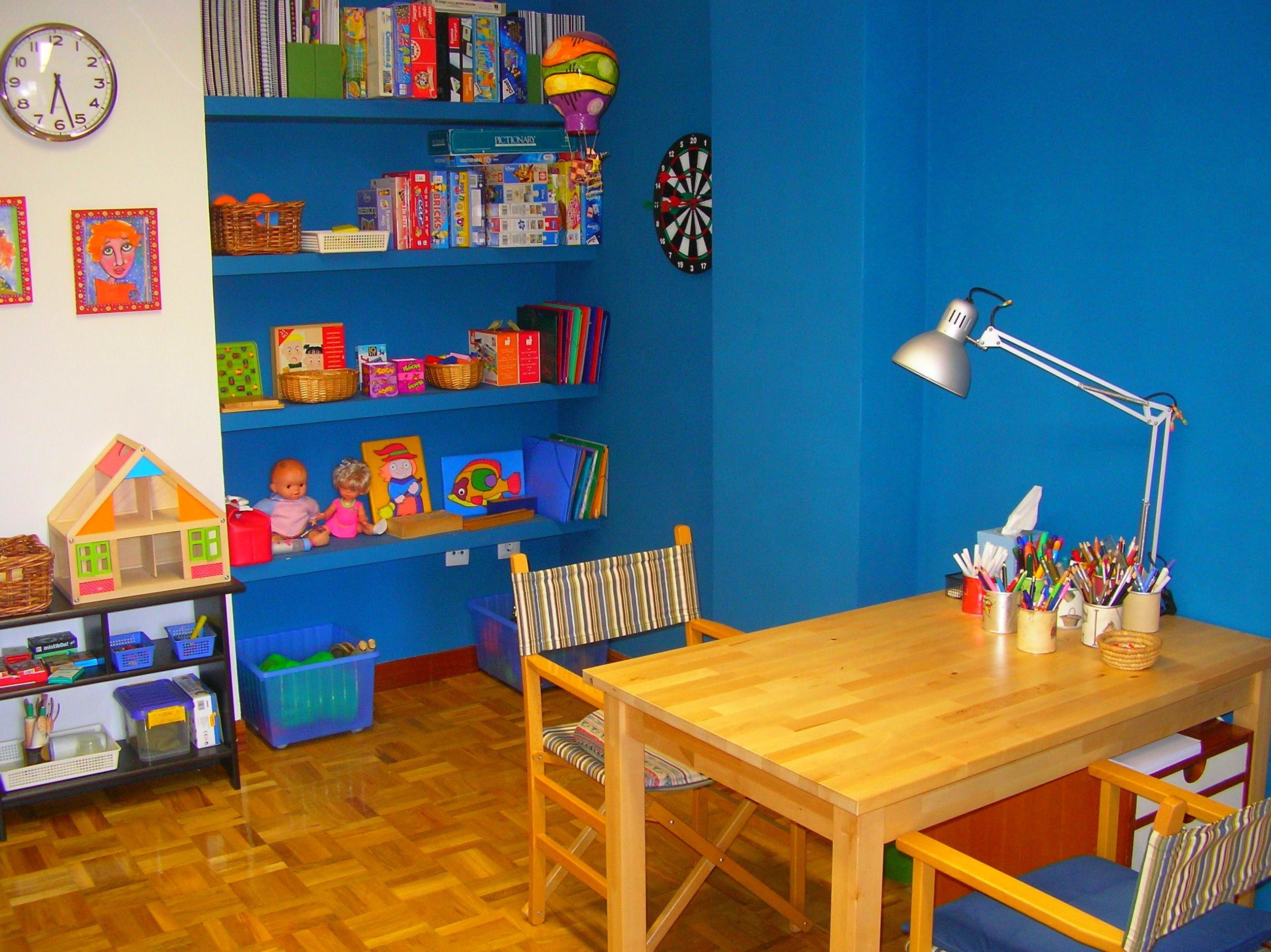 El espacio del niño