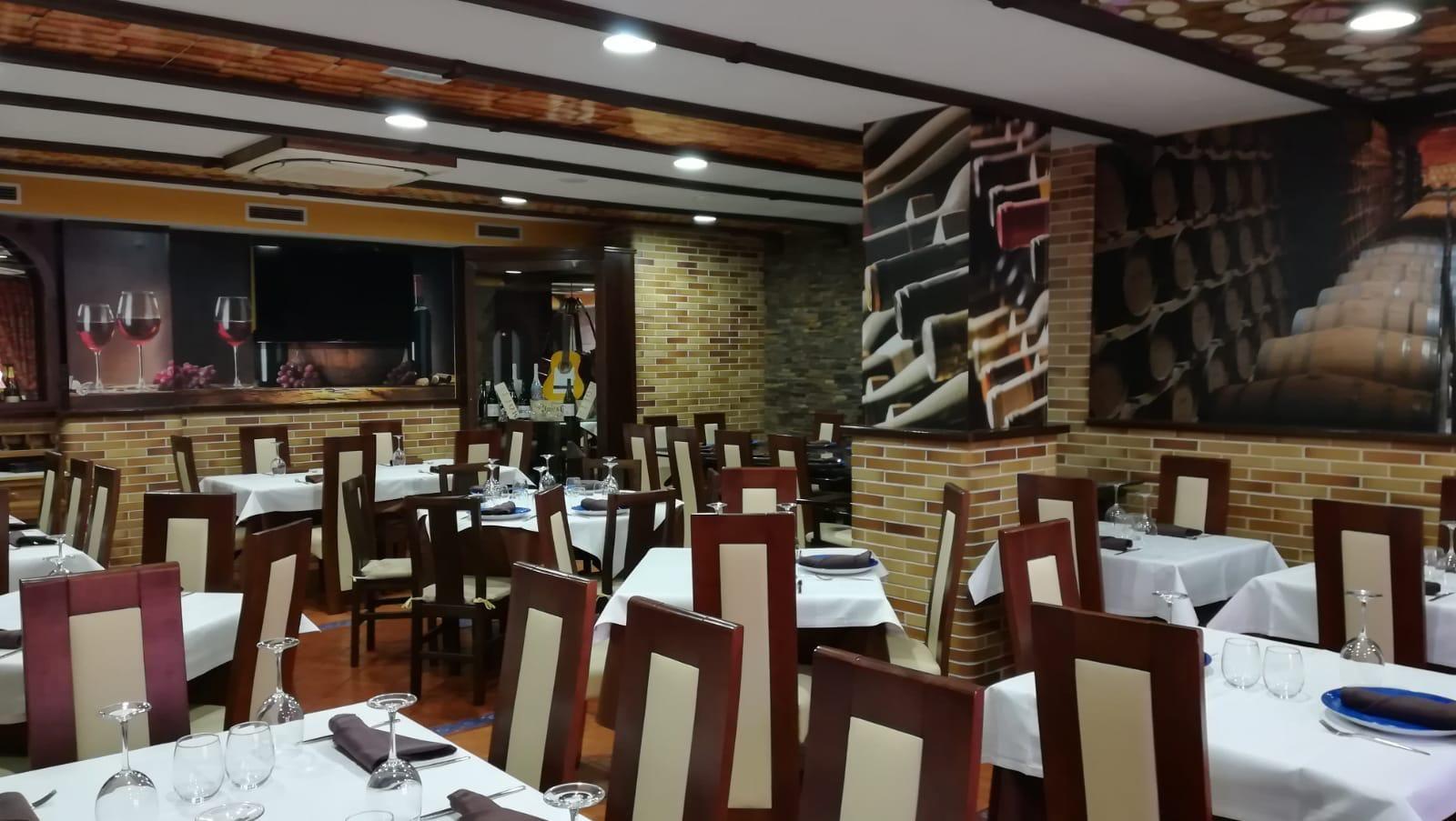 Foto 30 de Cocina tradicional en  | Restaurante Arbillas