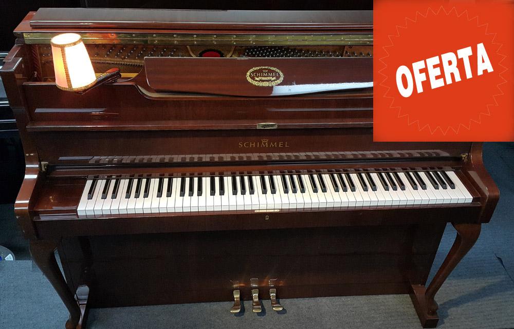 Schimmel: Instrumentos musicales de Galería Musical Arévalo