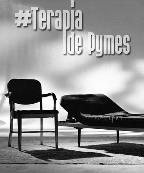 Terapia de pymes, un nuevo concurso para emprendedores.