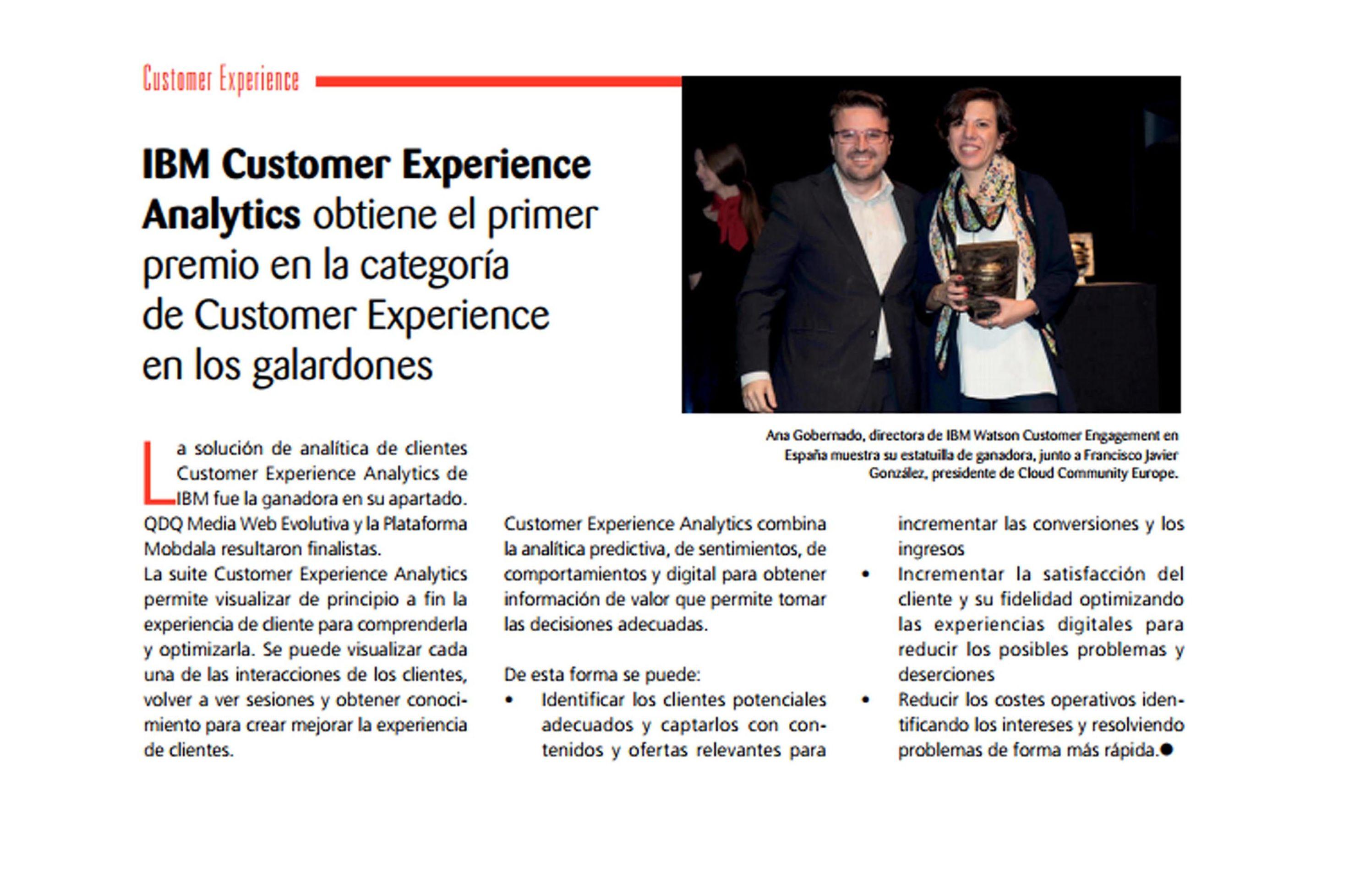 QDQ media quedó finalista de los 9º premios ComunicacionesHoy