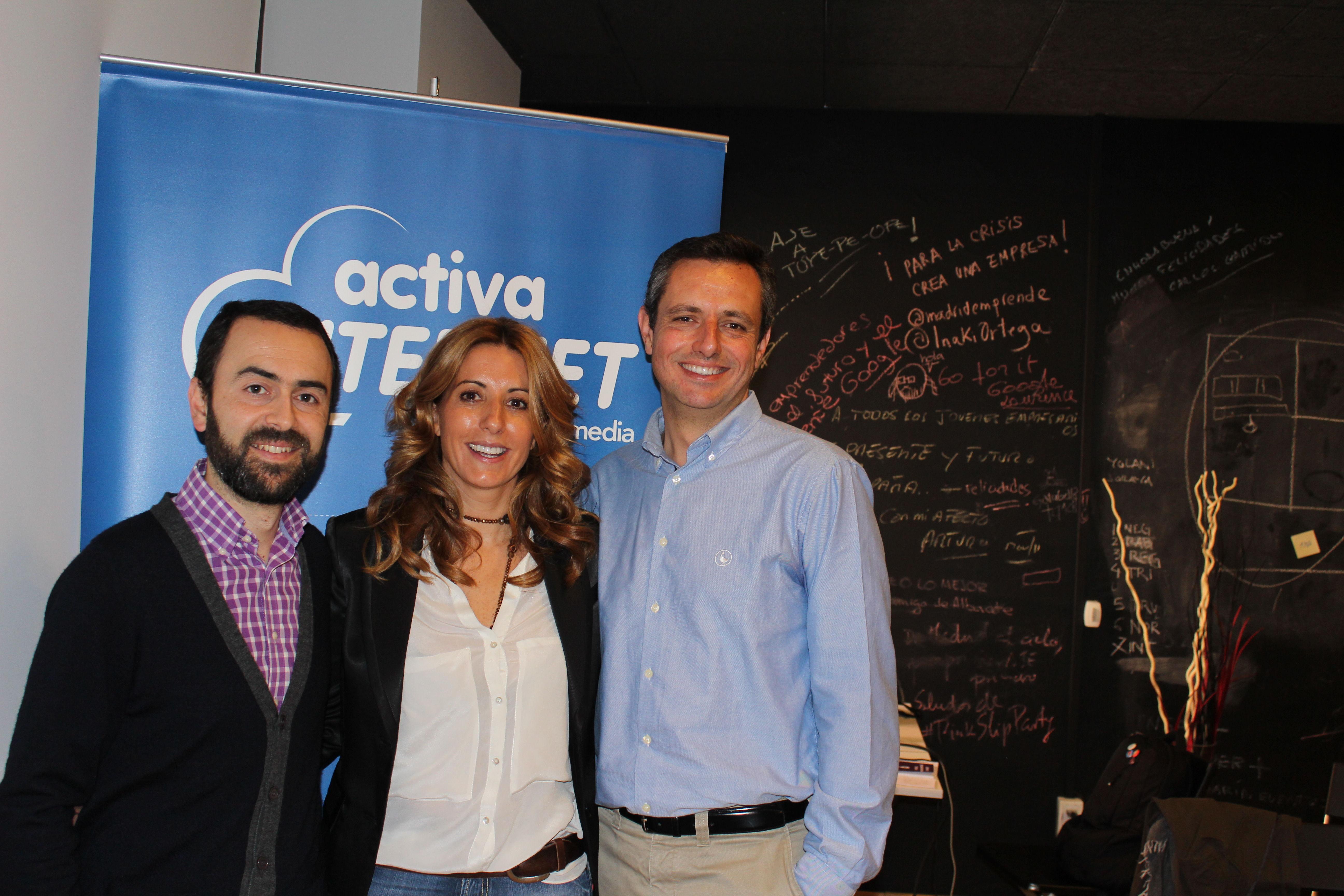 Resumen de la segunda jornada de Activa Internet en garAJE Madrid.