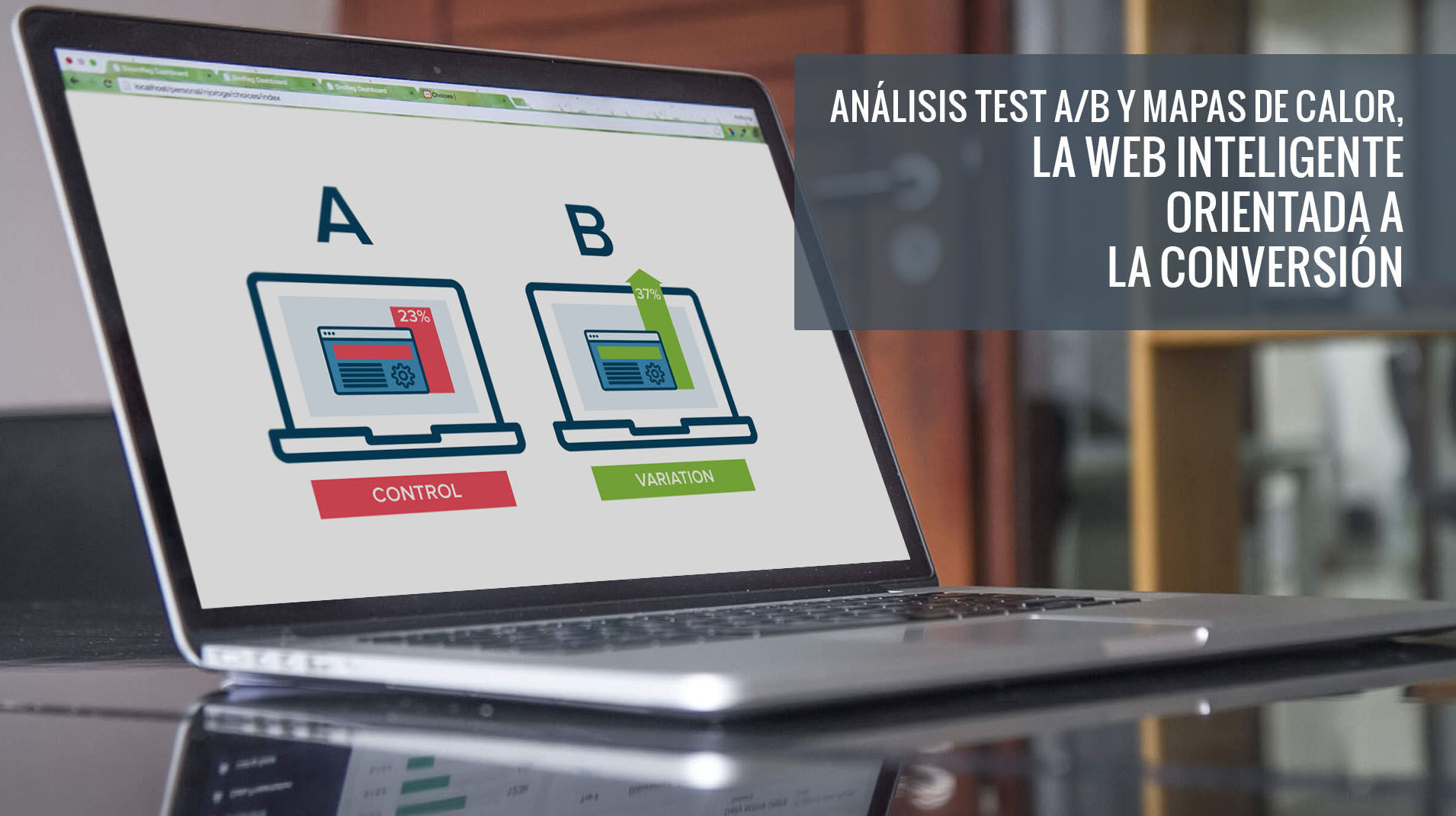 Web Step: la única web que combina Test A/B y mapas de calor