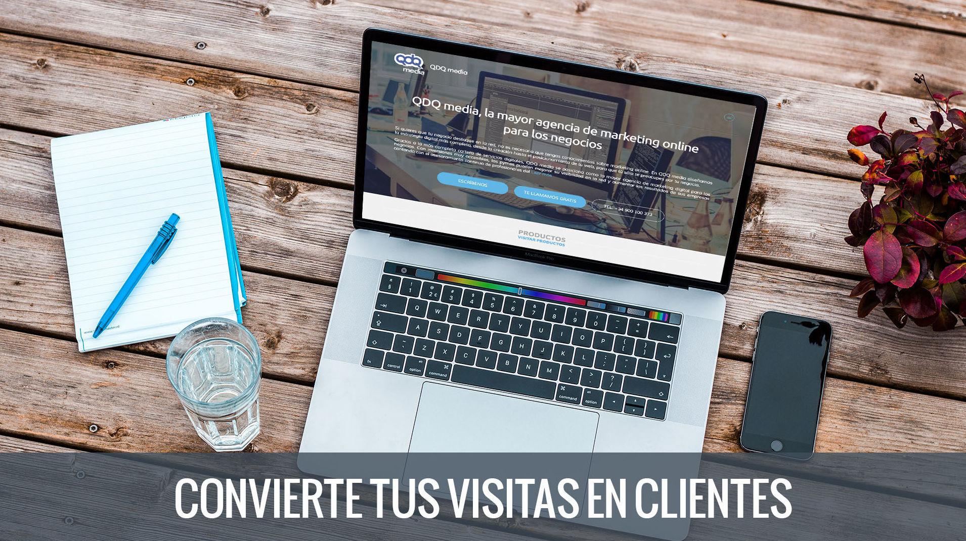 Web Step acerca tu negocio a tus clientes