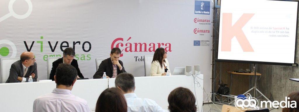 Pymes 2.0: La ventaja de las redes sociales. Elena Lapole en Activa Internet Toledo