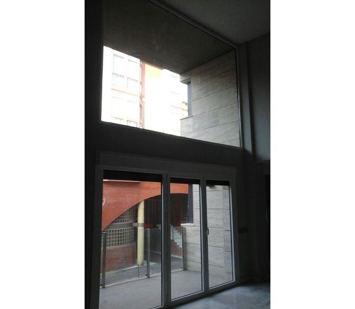 Cerrajería de aluminio en Madrid