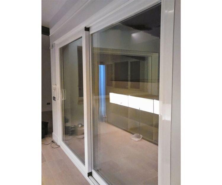 Instalación de puertas de aluminio en Madrid