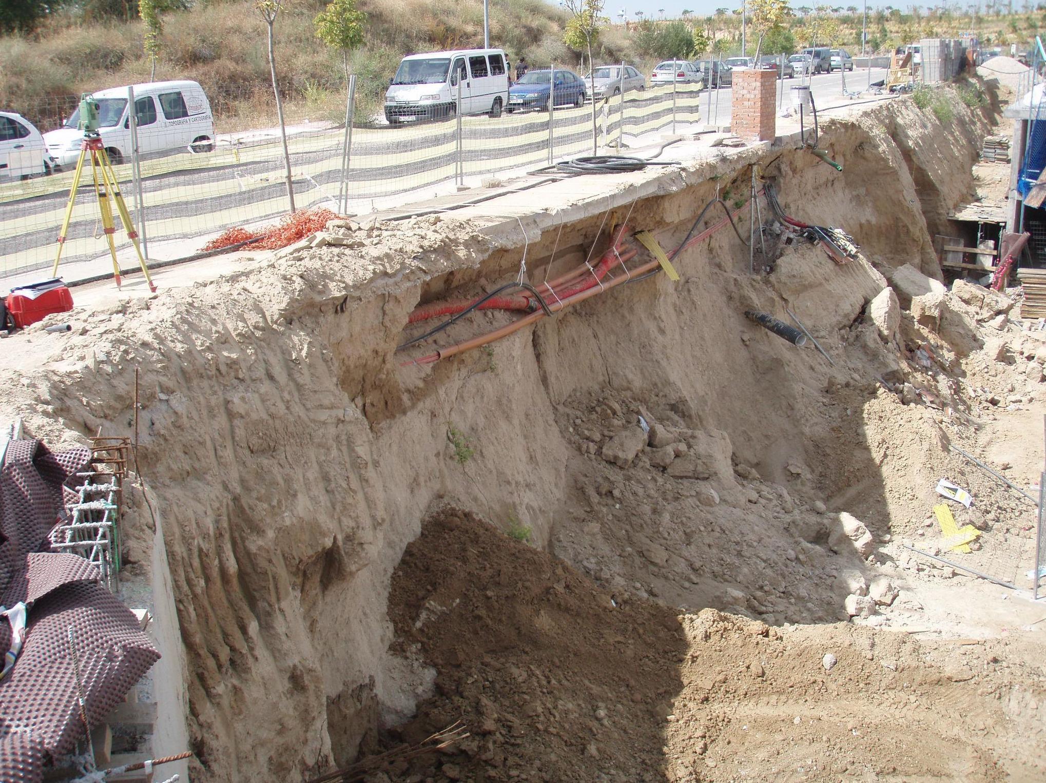 Proyectos y obras de expropiaciones: Servicios de Estopcar