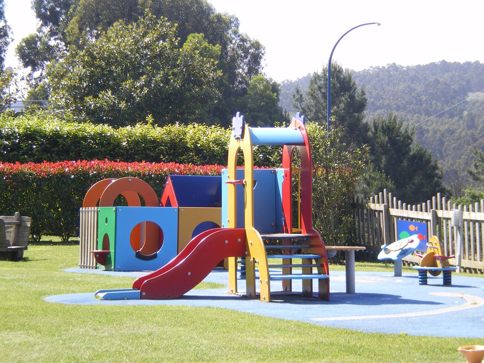 Centro infantil barrio del Pilar