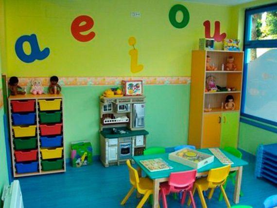 Guardería infantil barrio del Pilar