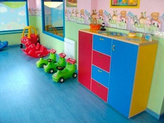 Escuela Infantil Os Pequerrechos de Universidade da Coruña