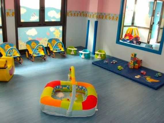 Escuela Infantil Os Pequerrechos de Pajaritas
