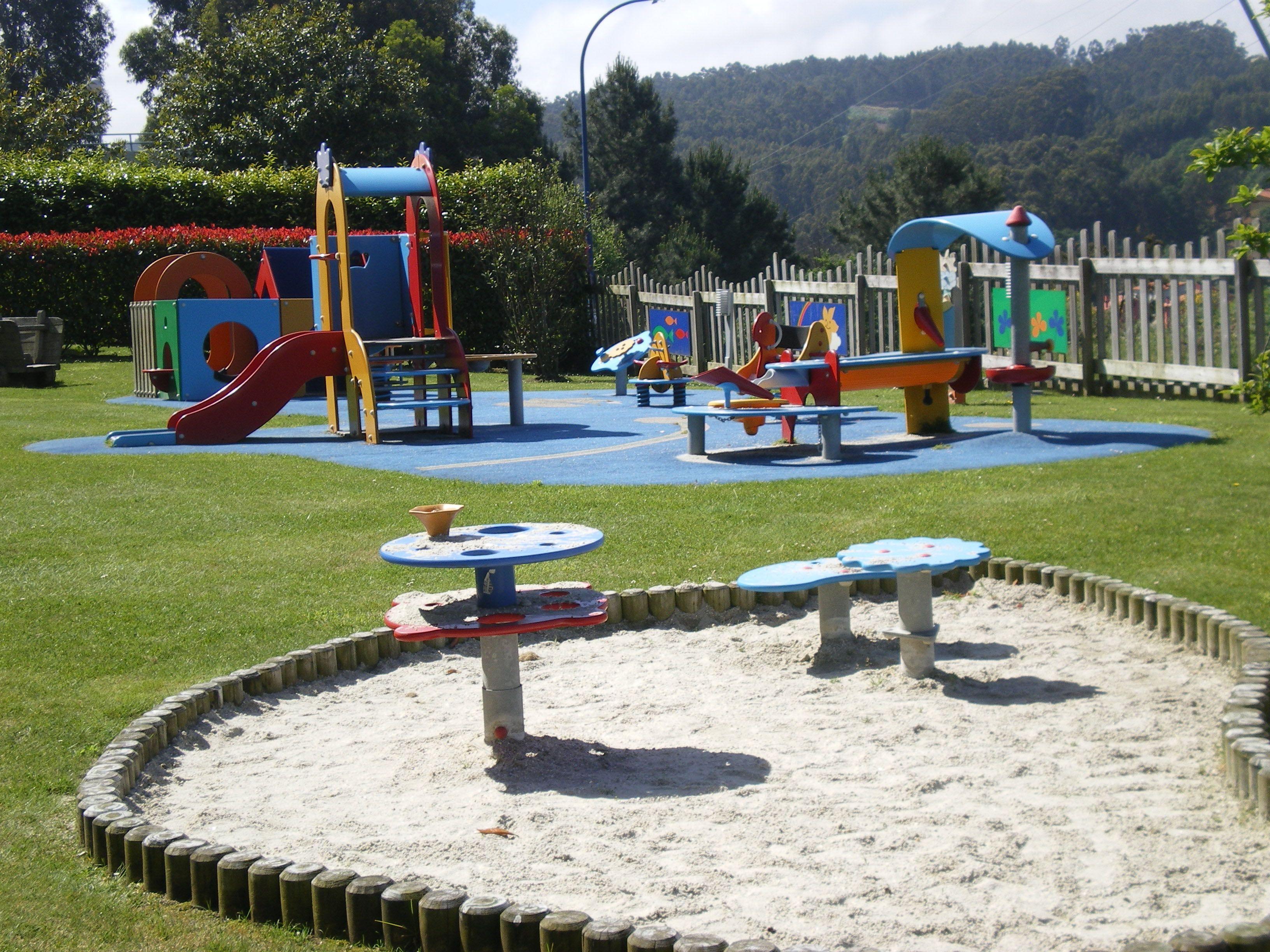 Centro infantil bilingue barrio del Pilar