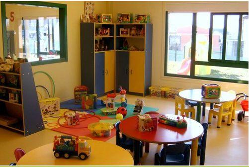 Escuela Infantil Os Pequerrechos de Cambre.