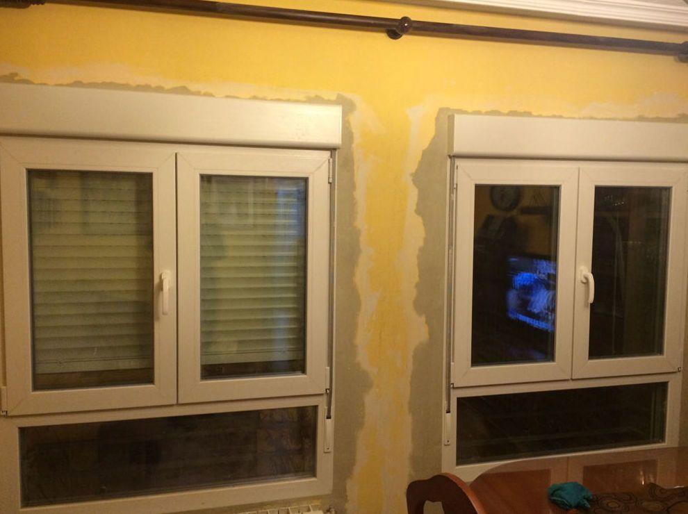 Instalaci n de ventanas de aluminio en madrid centro for Instalacion de ventanas de aluminio