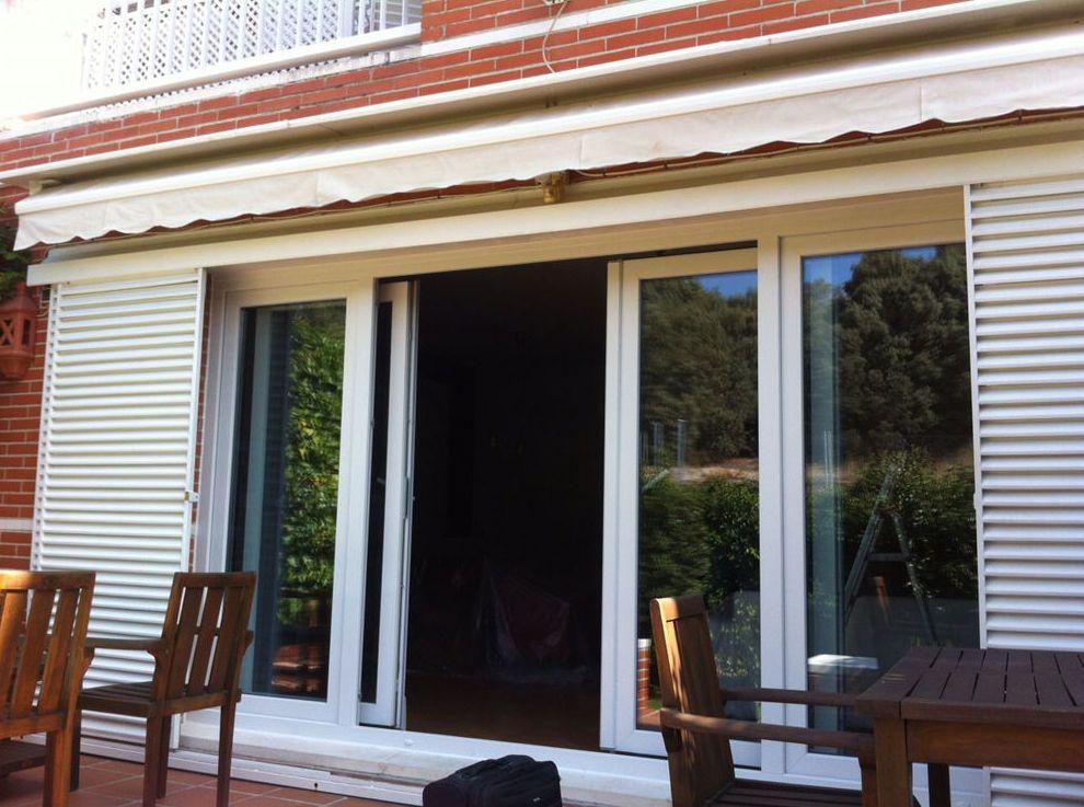Puertas y ventanas de pvc en madrid centro cllimathermik - Carpinteria madrid centro ...