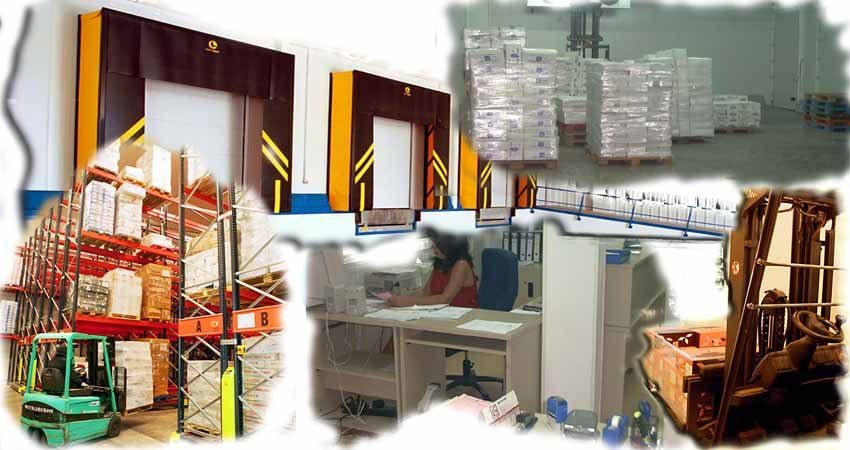 Preparación de pedidos: Área Clientes  de D             i                 s                t                r            a                n