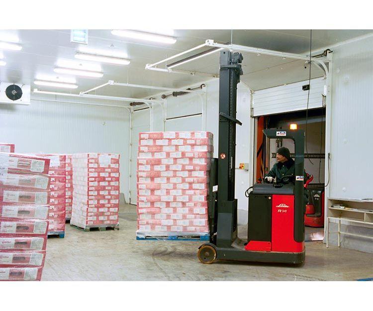 Transportes frigoríficos en Andalucía